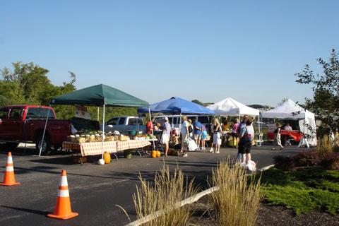 Anderson Township Farmers' Market, north view