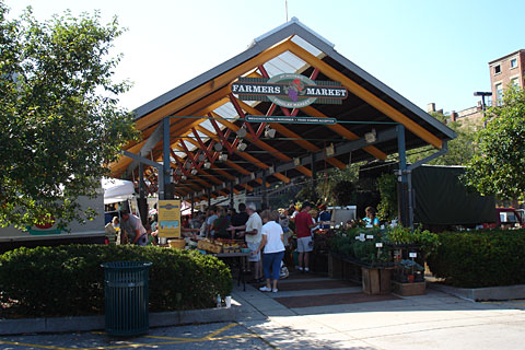 Farmers' Market at Findlay Market