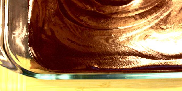 Chocolate Truffle batter